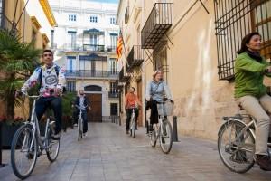 baja-fietsen-centro-historico-valencia