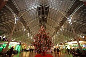 Mercado de Colón Navidad Valencia 2