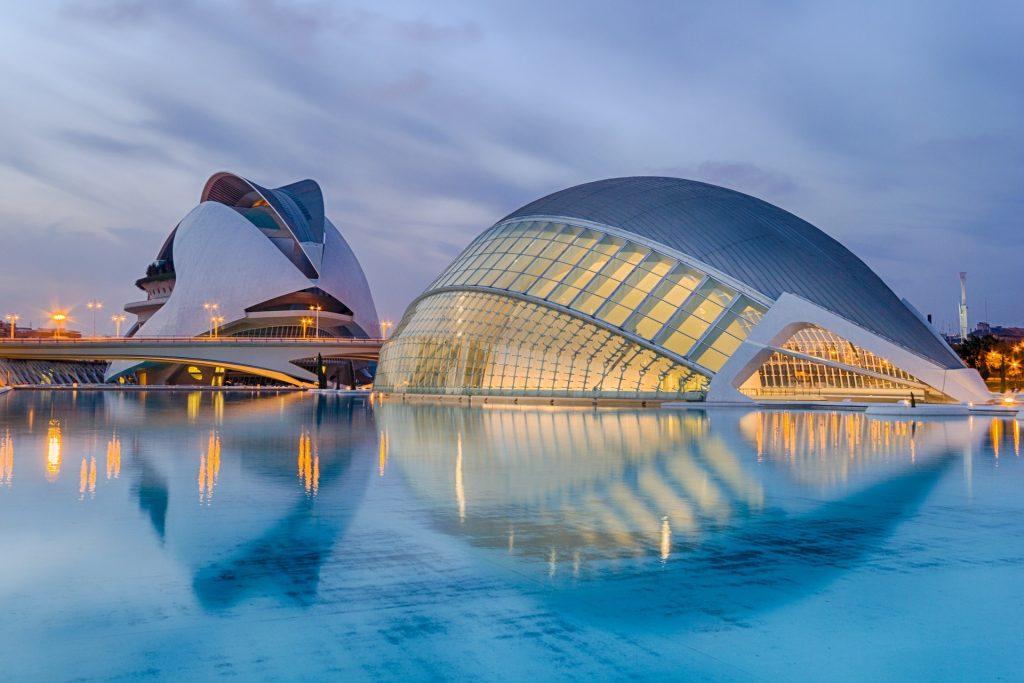 Città delle Arti e delle Scienze - Trasferirsi in Spagna: Pro e Contro di vivere a Valencia