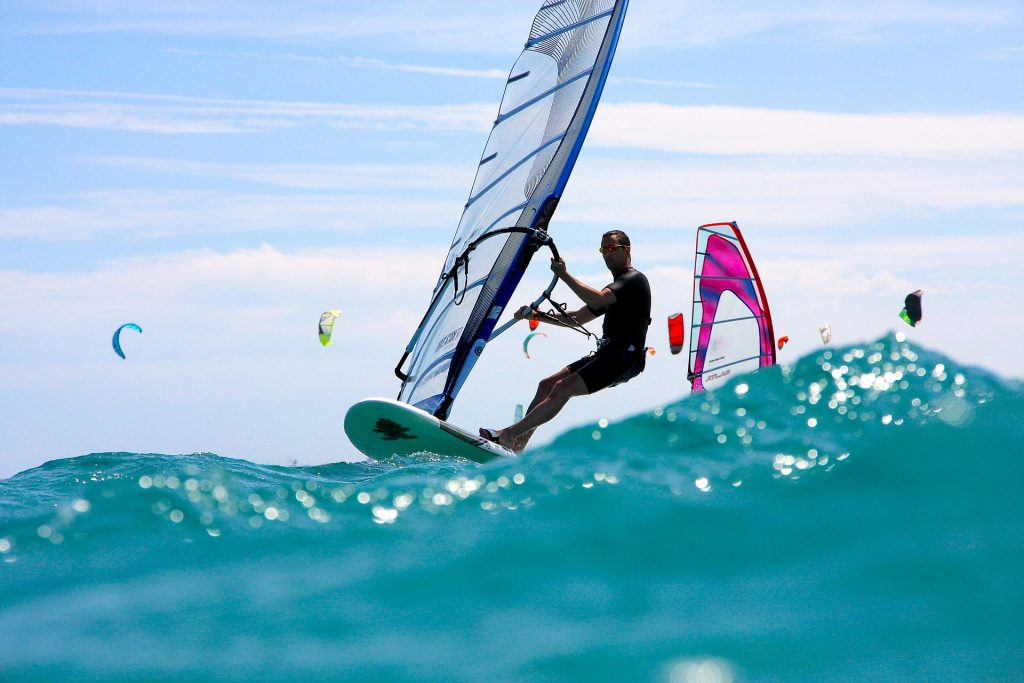 Windsurf - Valencia a Settembre: Attività ed Eventi da Non Perdere