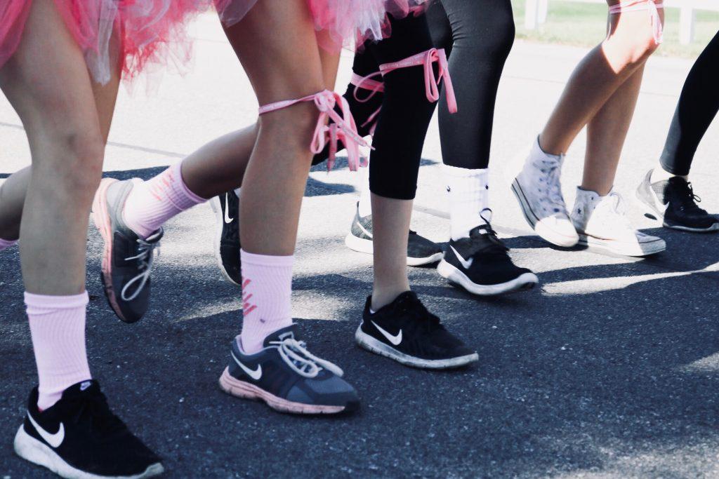 Giornata mondiale cancro al seno: attività per la prevenzione a Valencia - maratona